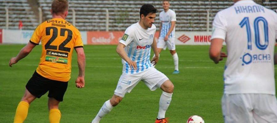 BELSHINA BOBRUISK VS FK GORODEYA